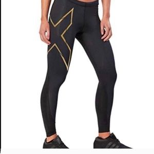 NWT 2XU women's compression tights